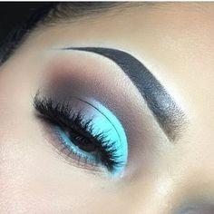 makeup look eyeshadows Makeup Eye Looks, Makeup Is Life, Makeup 101, Cute Makeup, Eyeshadow Looks, Makeup Goals, Makeup Inspo, Makeup Inspiration, Eyeshadow Makeup