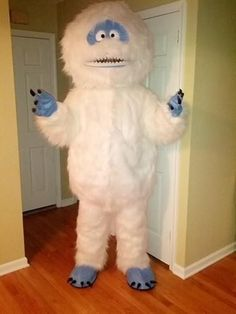 Hot Sale Best Sell Mascot White Snow Monster Yeti Mascot Costume Customized Abominable Snowman Monster Cartoon Character Mascotte Outfit Sui From Bestdress, $167.54 | Dhgate.Com