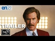 Checkout The Brand New Trailer From The Anchorman 2 [Viral Video]