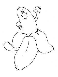 fruits vegetables coloring pages