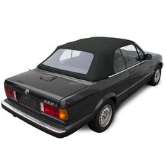 E30 Stayfast Canvas Convertible Top Brown Sierra Auto Tops BMW 1987-1993 3 Series