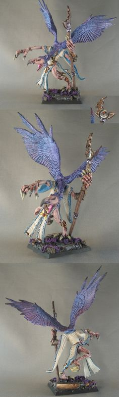 Tzeentch Demon Prince (Lord of Change)