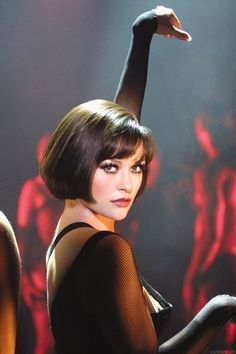 Chicago - Catherine Zeta-Jones as Velma Kelly. Yes I heart musicals.... And zombies. Not that CZJ is a zombie.