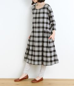 natulan.jp Work Casual, Casual Fall, Spring And Fall, Spring Outfits, Women's Fashion, Collections, Summer Dresses, Sewing, Live