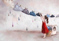 구름 세탁기