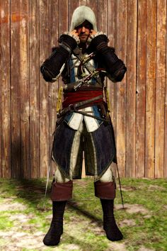 Assassin's Creed 4 Black Flag - Edward Kenway by IshikaHiruma