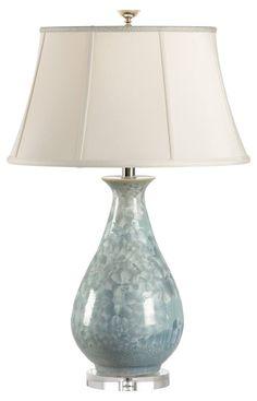 Bamberg Lamp, Light Turquoise