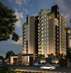 MN Orchid Apartments in Yelahanaka Bangalore - MN Orchid presents 3 BHK Apartments in Bangalore. The price of Apartments at Yelahanaka in MN Orchid is well suited for the ones looking to invest in property at Bangalore.