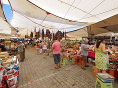Yalikavak market - Aegean coast of Turkey