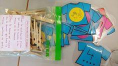 """Para que el ABN llegue a todas las casas, vamos a comenzar con la actividad de los """"JUEGOS VIAJEROS DE ABN"""". Ya tuvimos una charla con los papas para explicarlos qué era el ABN, cómo lo trabajamos en Math Games, Math Activities, School Subjects, Busy Bags, 5 Year Olds, Montessori, Kindergarten, Crafts For Kids, Ideas Para"""
