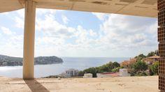 Aus Bankbestand : Rohbau einer Villa mit traumhaftem Meerblick, seltene Gelegenheit! http://www.casanova-immobilien-mallorca.com/de/suchergebnis/2051361