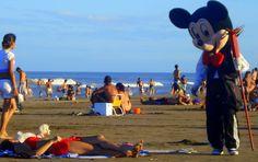 La tentación de Mickey