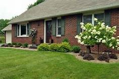 brick ranch front yard - Yahoo Image Search Results