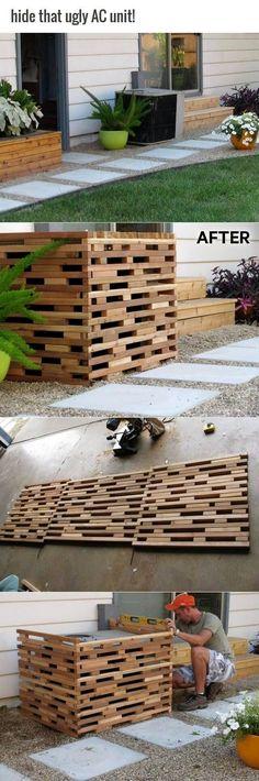 #homedecor #diy #palletfurniture #DIYprojects