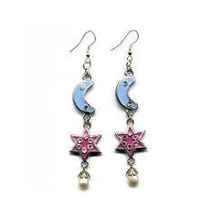 Morroccan Night Earrings