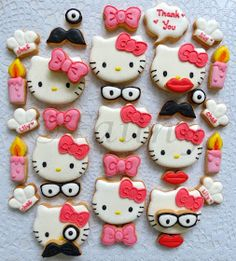 faithy bakes: Play-along Hello Kitty Cookies & More..