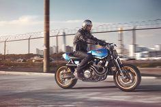 Yamaha XJR1300 by Keino Cycles   Pipeburn.com