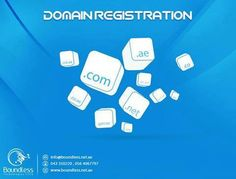 Boundless Technologies FZCO offers #topnotchservices in domain registration. We have got all kinds of top level #gTLD and Country code #ccTLDdomains like #com,.#net,.#biz, and .#ae fulfilling all #business needs. We are based in #Dubai since 2012 and since providing high quality #websitehosting and #domainregistration services for #companiesinUAE.  Do contact us for more information! 971 564067797, 971-043350229