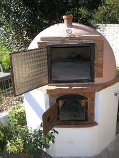 How to buy the best stove or oven for your kitchen? Wood Oven, Wood Fired Oven, Grill Oven, Bbq Grill, Pizza Oven Outdoor, Outdoor Cooking, Outdoor Rooms, Outdoor Dining, Outdoor Decor