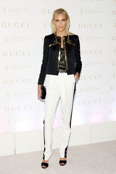 Anja Rubik Photo - The Society of Memorial Sloan-Kettering Cancer Center 5th Annual Spring Ball