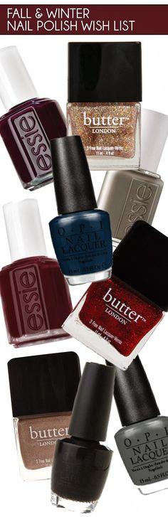 cornflake dreams.: building a bigger (and better) nail polish collection. #beauty wishlist