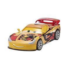 Disney Cars 2 Auto Miguel Camino  Deze stoere racer is de alom gewaardeerde racer uit Spanje! In de film Cars 2 is hij de eerste racer die door de Lemon's machine wordt opgeblazen en naar de pits moet. Neem het op tegen alle tegenstanders van de World Grand Prix met Miguel  EUR 6.79  Meer informatie