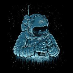 Camiseta 'Alien8 cosmic trip' - Catalogo Camiseteria.com | Camisetas Camiseteria.com - Estampa, camiseta exclusiva. Faça a sua moda!