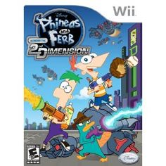 Phineas & Ferb Video game