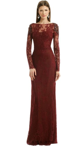 Marchesa Notte Kingsley Gown {red gown} http://www.shopstyle.com/action/loadRetailerProductPage?id=448197172&pid=uid7609-25959603-56