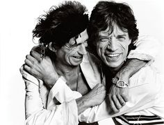 Keith Richards and Mick Jagger 2003 Photo Mario Testino. Keith Richards and Mick Jagger 2003 Mario Testino, Keith Richards, Mick Jagger, The Rolling Stones, Rock And Roll, Historia Do Rock, Exposition Photo, Music Icon, Music Music