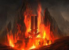 fire_shrine_by_billy_wimblett-d7061t2.jpg (1045×765)