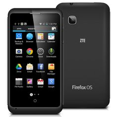ZTE Open C Mobile Phone Features Firefox / Android OS enters India | Newzars.com