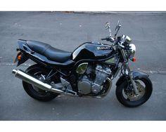 Suzuki Bandit GSF600 1998 R Reg