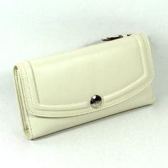 !@Best Buy Coach Gallery Leather checkbook Wallet (White) #46240        .Check Price >> http://loanoneday.com/sale/landingpage.php?asin=B008MB5PUY