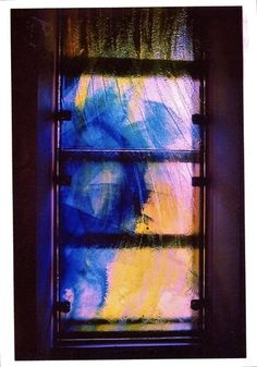Architectural Glass Designer - Artist Jane Campbell Glass