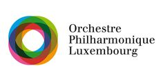 The new logo for the Orchestre Philharmonique Luxembourg looks awes!