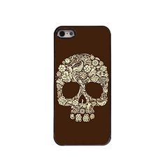 KARJECS iPhone 5 iPhone 5S Case Cover Skull and Flower Monroe Bulls 23 Pattern Metal Hard Case Cover Skin for iPhone 5 iPhone 5S KARJECS http://www.amazon.com/dp/B01420YUEA/ref=cm_sw_r_pi_dp_gmS1vb1B1748H