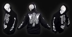 Hey, I found this really awesome Etsy listing at https://www.etsy.com/ru/listing/117949725/scorn-skeleton-hoodie-goth-undead