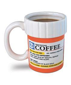 Big Mouth Toys Prescription Coffee Mug | zulily