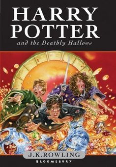 Harry Potter and the Deathly Hallows - JK Rowling