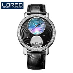 US $96.79 - LOREO Fashion Women Watches For Women Self-Winding Mechanical Best Watch For Woman Wristwatch Top Brand Luxury Business AB2094