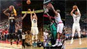 Playoffs de la NBA: mira los resultados de la primera jornada.