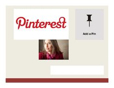 [SLIDES] Highlights from a recent teleseminar I gave about Pinterest. More resources here: http://www.mediaegg.com/teleseminar-pin101/ #digitaldiva