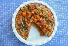 Fast Paleo » Sweet Potato Quiche - Paleo Recipe Sharing Site