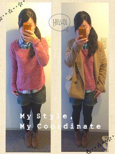 H&M (エイチアンドエム), UNIQLO (ユニクロ)のファッションコーディネート (ころんさん) 1559479 | ファッション検索のコーデスナップ