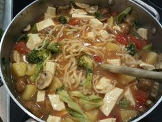 This recipe is similar to a soup I used to enjoy at The Elephant Walk restaurant, a Cambodian/French restaurant–until I discovered theyused chicken broth. The sweetness of the pineapple is …