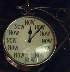 No better time than now :)