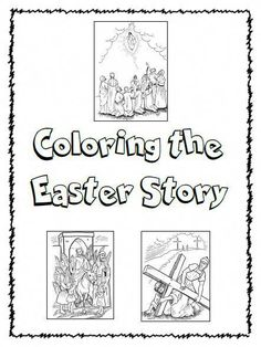 Free Easter Resurrection Printable Pack (65-Pages