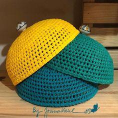 Crochet Cake, Crochet Doily Rug, Crochet Squares Afghan, Diy Crochet And Knitting, Crochet Food, Crochet Kitchen, M Craft, Craft Stick Crafts, Crochet Designs