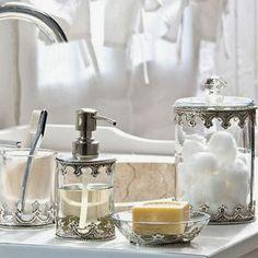 [Deco] Accesorios prácticos y con encanto para el baño